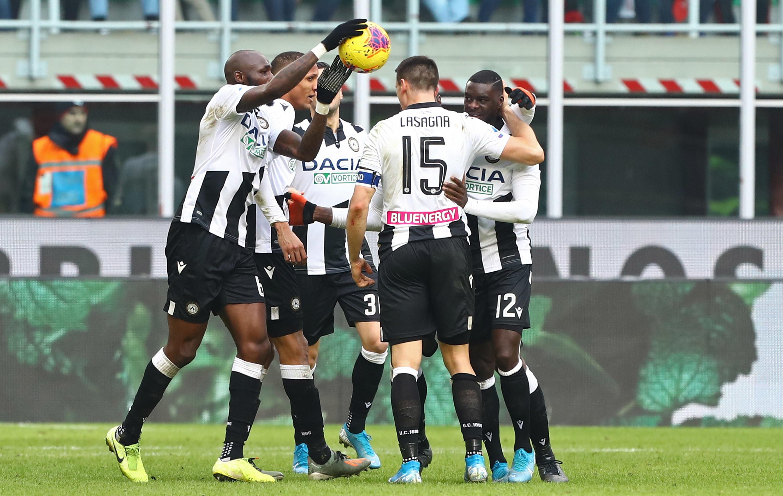 Udinese: 4.373.223 euro