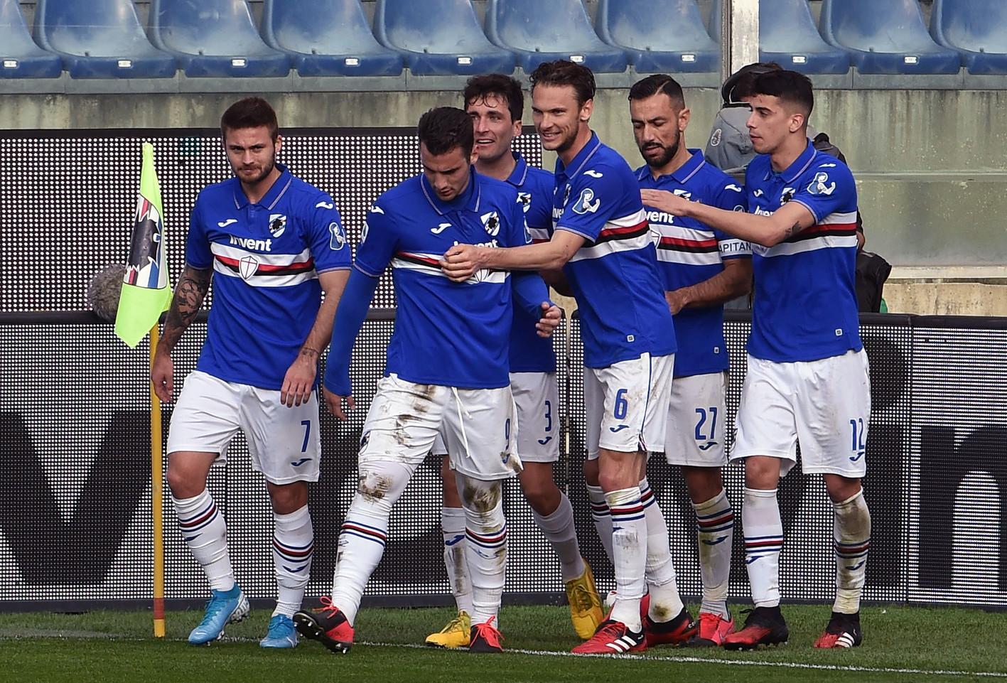 Sampdoria: 6.851.434 euro