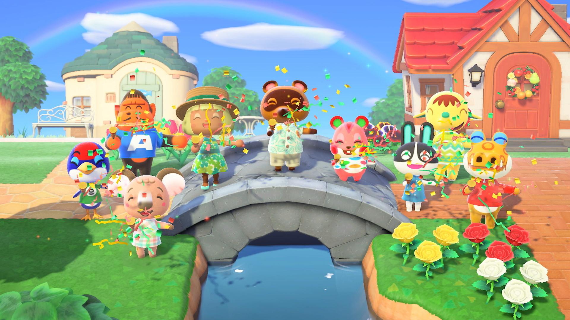 Animal Crossing: New Horizons realizza il vostro sogno di libertà ...