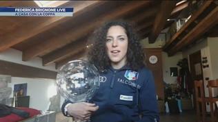 """Federica Brignone: """"Un sogno realizzato"""""""