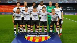 Valencia, i giocatori e i membri dello staff sono guariti