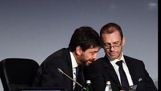 "UEFA ed ECA: ""Ingiustificato e prematuro fermare oggi i campionati"""