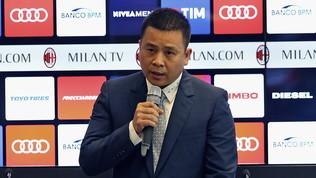 """Yonghong Li contro Singer: """"Serve passione, il Milan merita di meglio"""""""