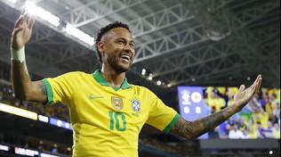 Anche Neymar scende in campo: 900.000 euro per combattere il contagio