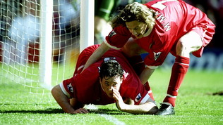"""Fowler e quella """"sniffata"""" nel derby: quando il gol fa discutere"""