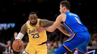 NBA, stipendi giù del 50%: stop definitivo alla stagione?