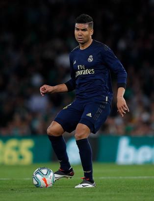 42 - CASEMIRO (Real Madrid)