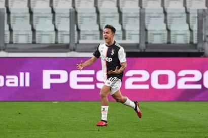 44 - PAULO DYBALA (Juventus)