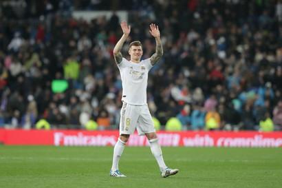 36 - TONI KROOS (Real Madrid)