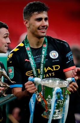 24 - RODRI (Manchester City)