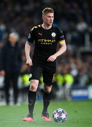 29 - KEVIN DE BRUYNE (Manchester City)