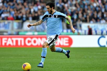 31 - LUIS ALBERTO (Lazio)