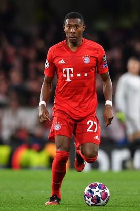 13 - DAVID ALABA (Bayern Monaco)