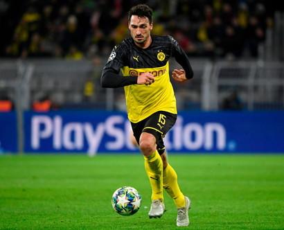 14 - MATS HUMMELS (Borussia Dortmund)