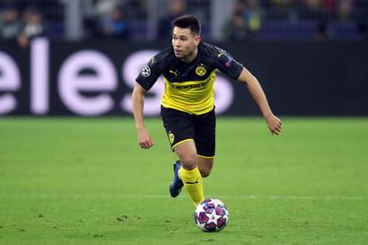 19 - RAPHAEL GUERREIRO (Borussia Dortmund)