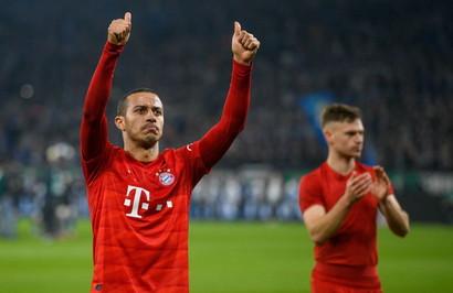 2 - THIAGO ALCANTARA (Bayern Monaco)