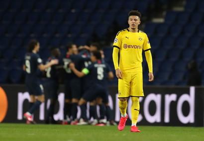 4 - JADON SANCHO (Borussia Dortmund)