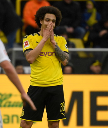 12 - AXEL WITSEL (Borussia Dortmund)