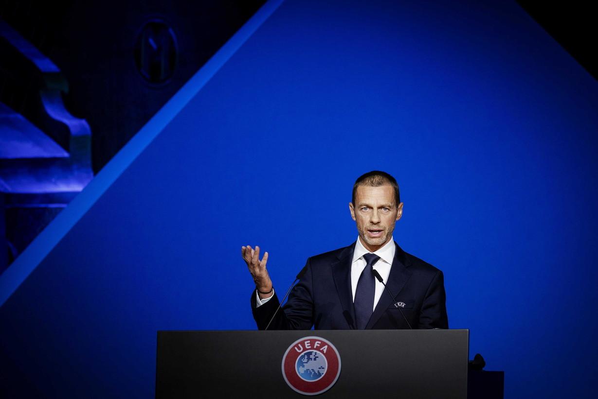"""Uefa, Ceferin fissa la deadline: """"Champions ed Europa League entro ..."""