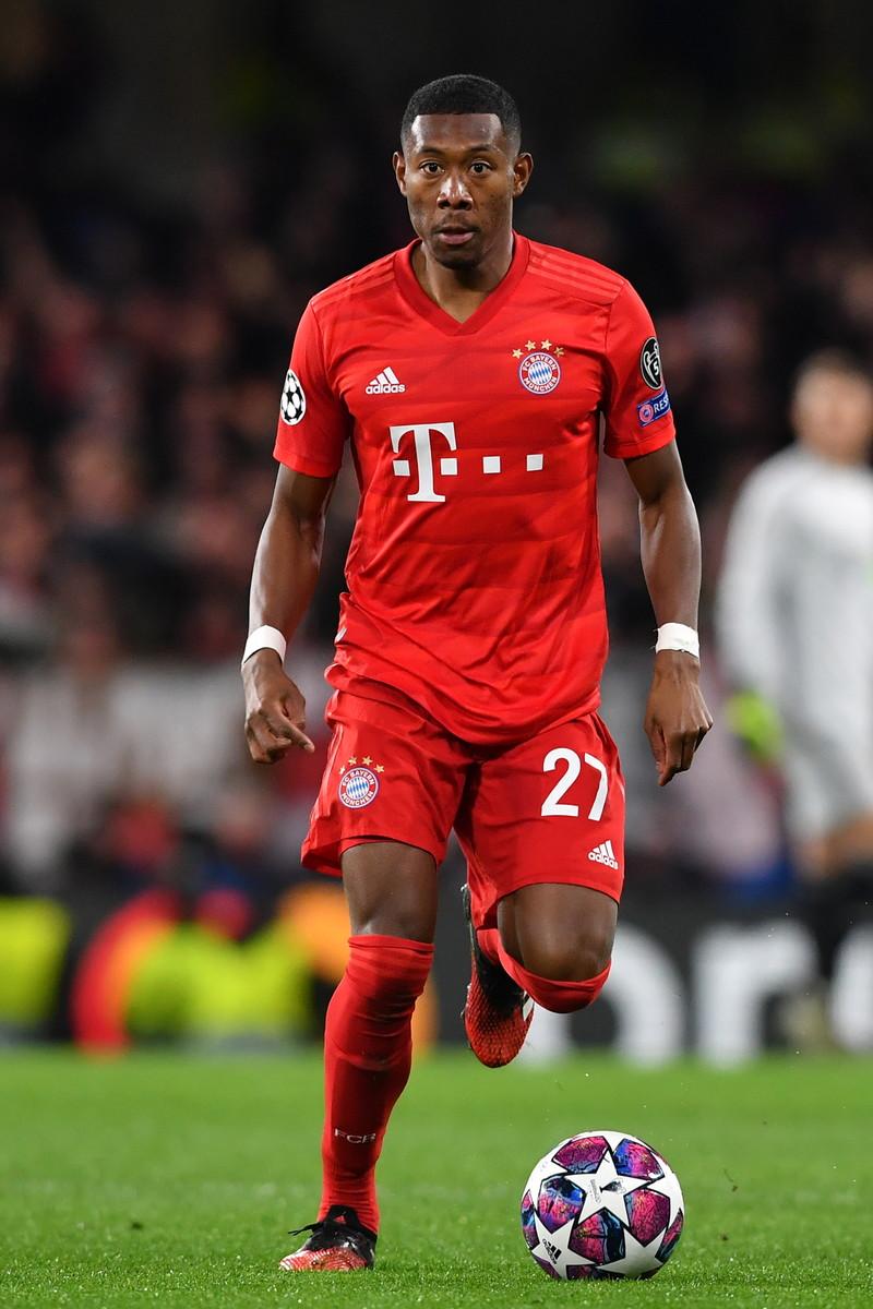 David Alaba (Bayern Monaco)