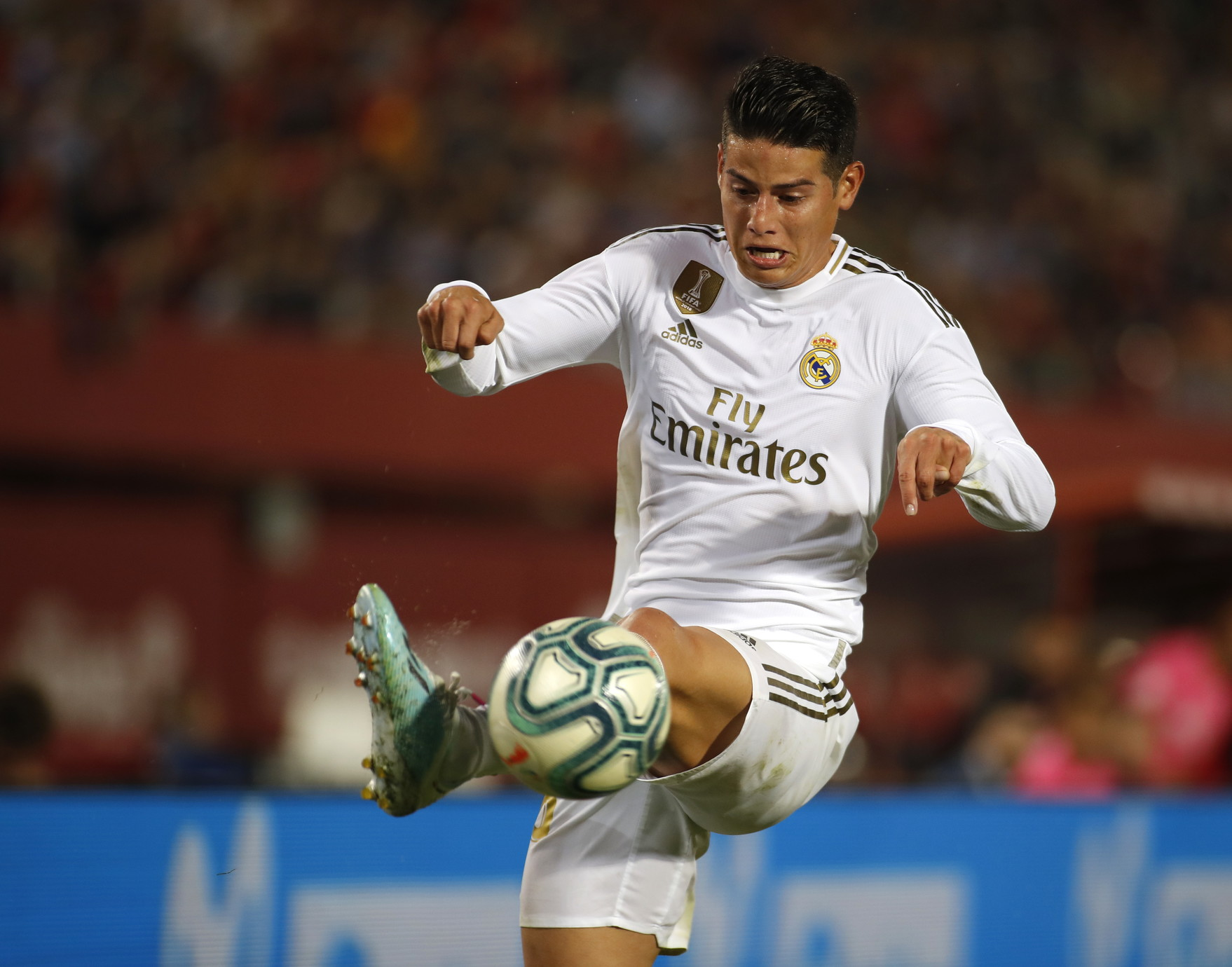 James Rodriguez (Real Madrid)