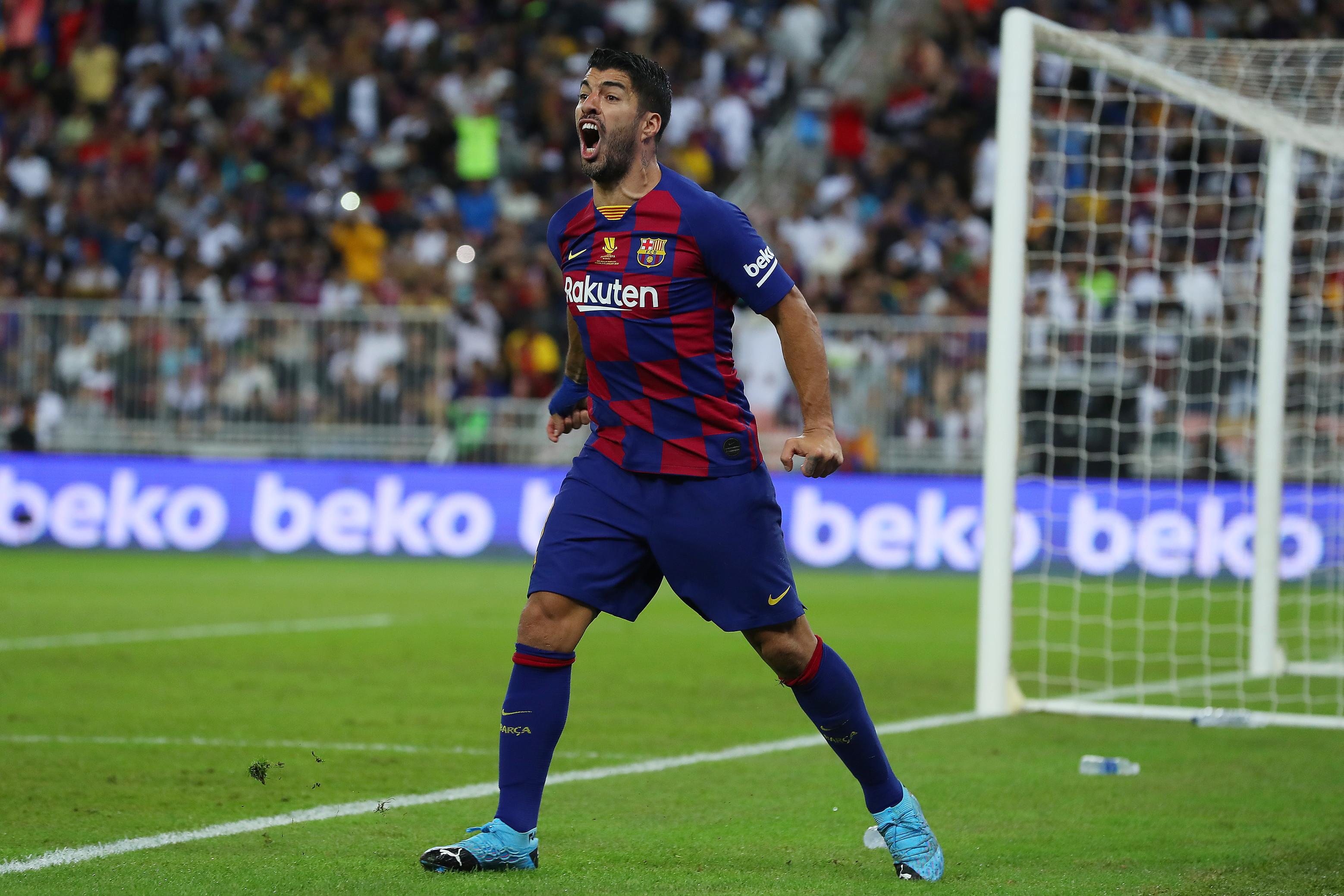 Luis Suarez (Barcellona)
