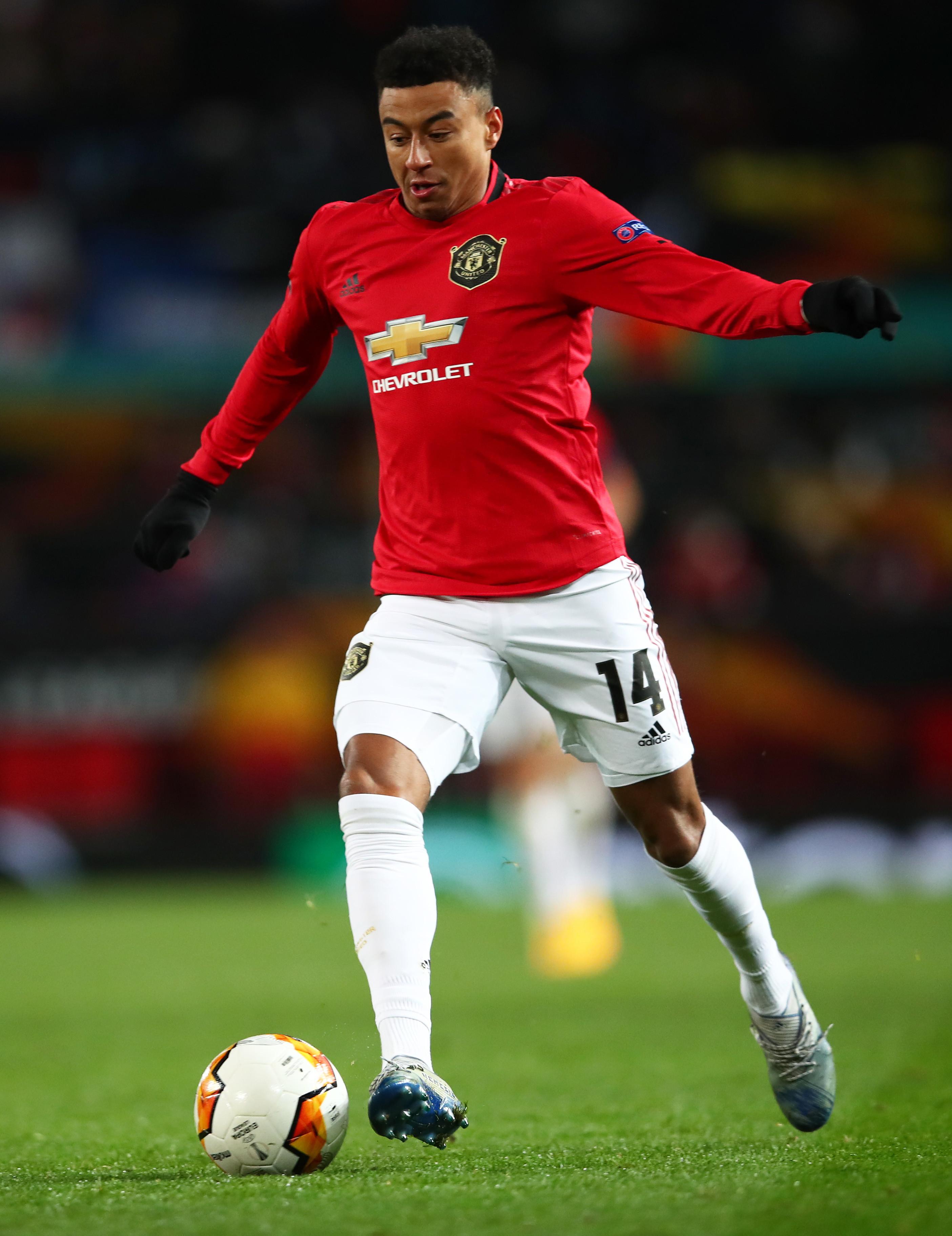 Jesse Lingard (Manchester United)