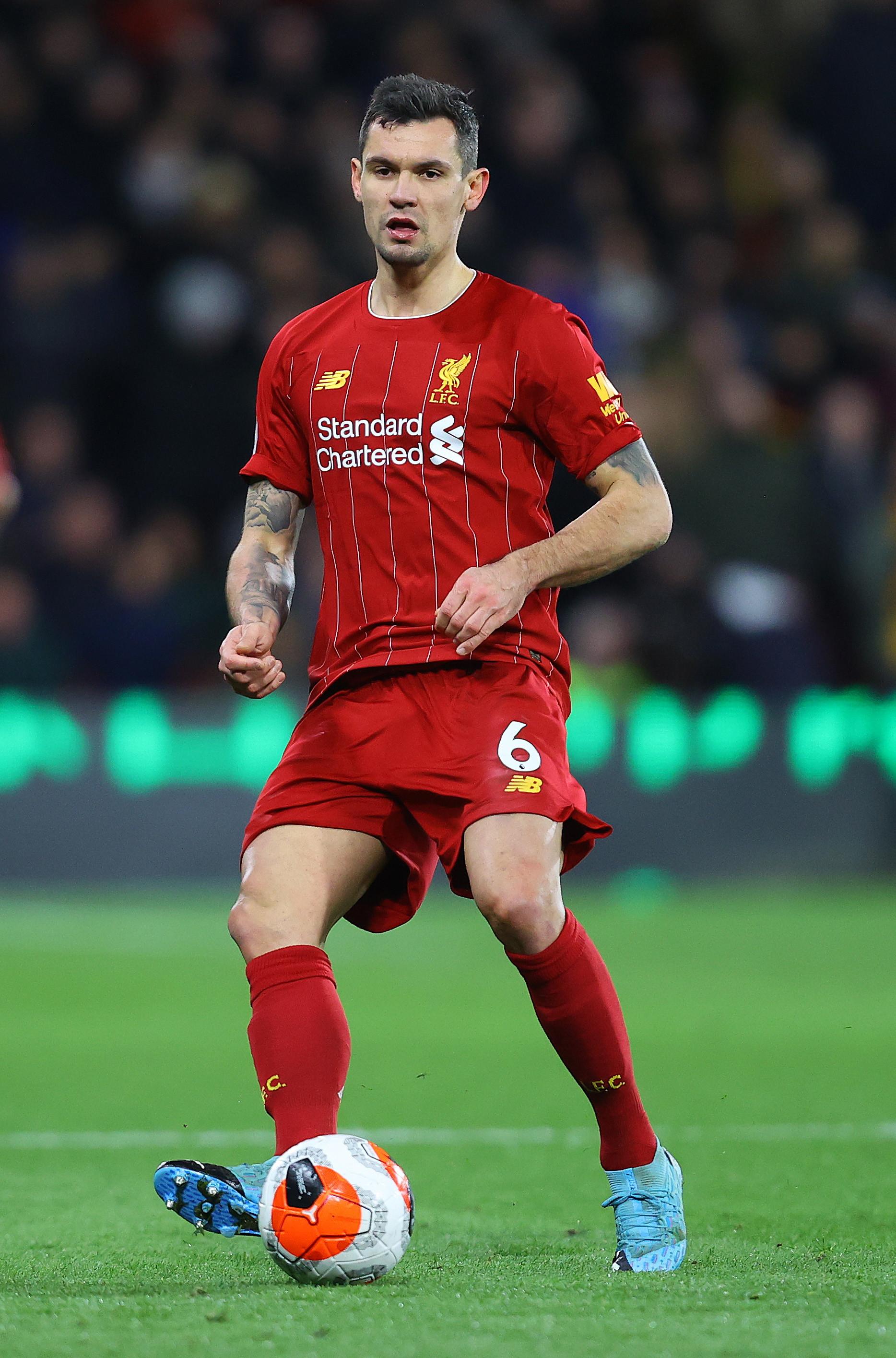 Dejan Lovren (Liverpool)