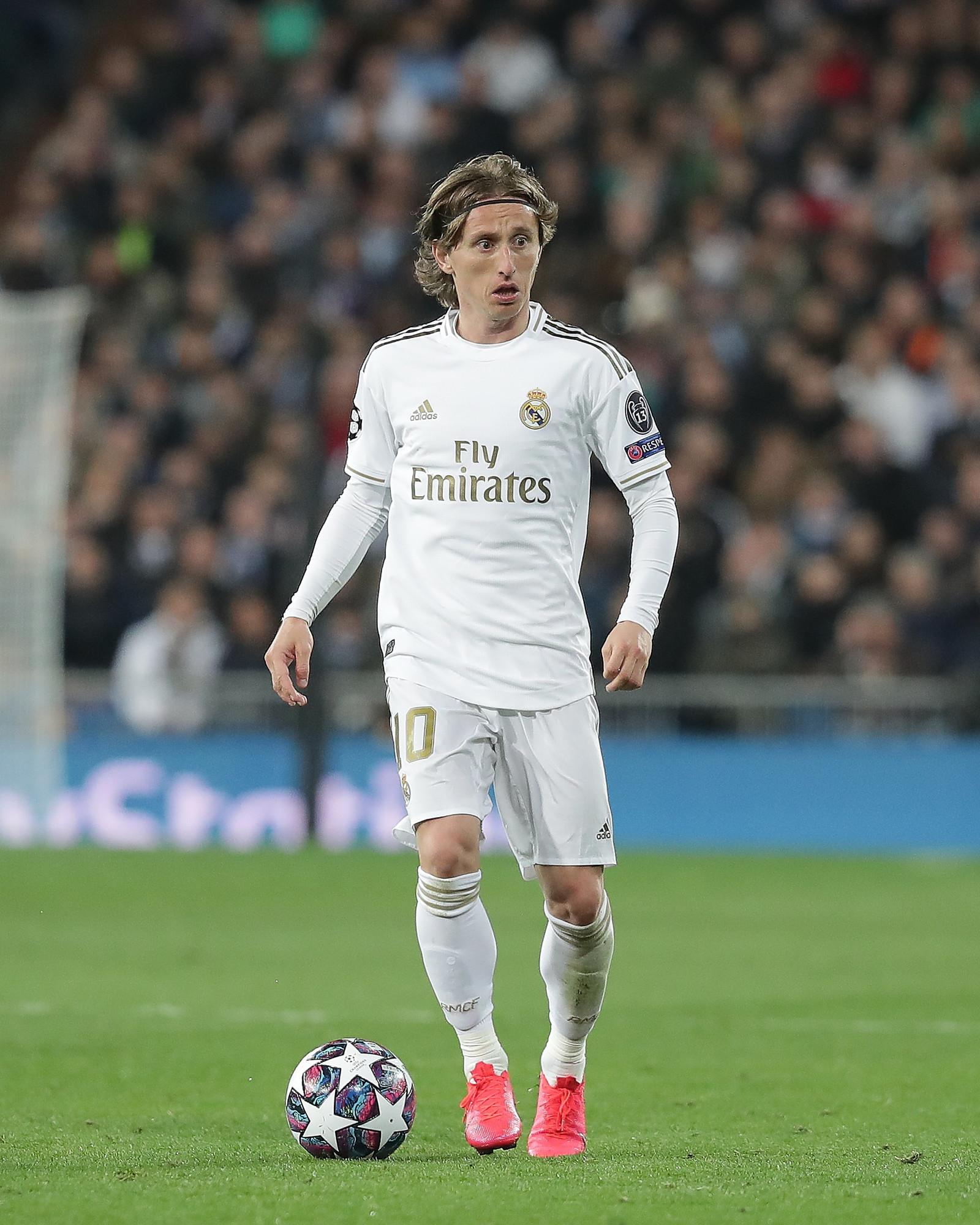 Lukas Modric (Real Madrid)