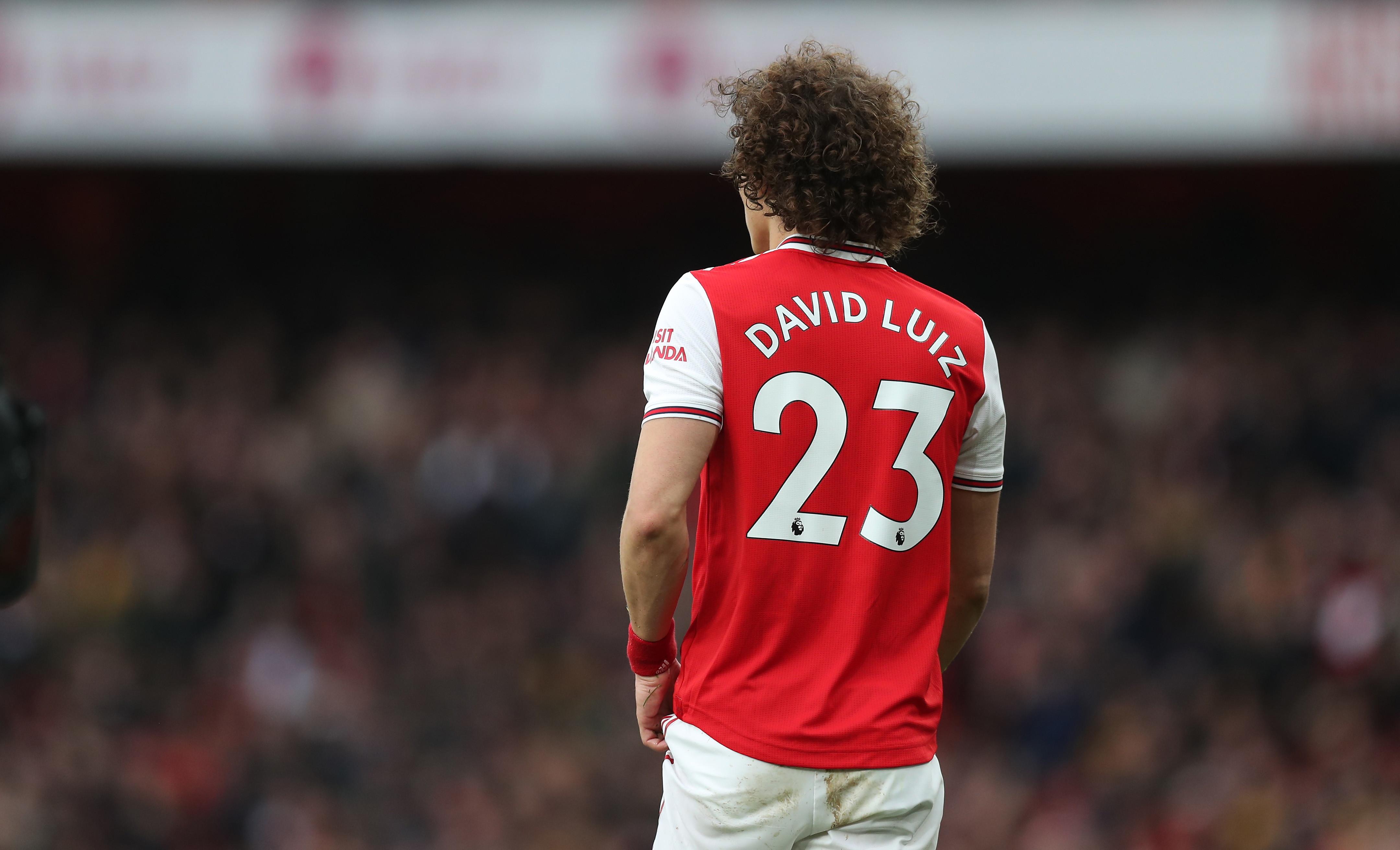 David Luiz (Arsenal)