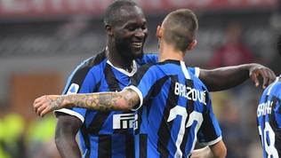 L'Inter richiama i suoi stranieri: da Lukaku a Brozovic, tutti a casa entro Pasqua