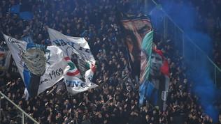 Denunciati 49 tifosi Inter: violarono norme anti-coronavirus