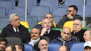 """Diaconale: """"Lotito aveva ragione, anche la Juve vuole continuare"""""""
