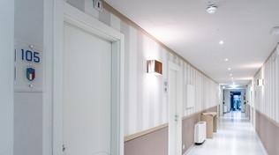 Coverciano, primi pazienti al Centro Tecnico della FIGC