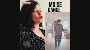 Anvedi come balla Moise Kean: un moowalk da urlo!