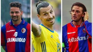 Ibra dopo Baggio e Signori: il campione rinasce a Bologna