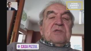 """Bruno Pizzul: """"Quante amicizie tra Facchetti, Rivera e Mazzola"""""""