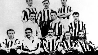 Juventus, 115 anni dal primo scudetto