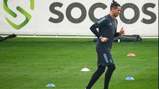 CR7 prepara il gran rientro: si allena allo stadio di Madeira
