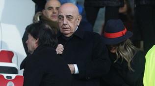 """Galliani: """"Bisogna finire la stagione. Poi si riparte a febbraio"""""""