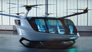 BMW rivoluziona i viaggi con il drone da 5 passeggeri