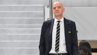 """La Fifa pensa agli aiuti: """"Presto fondo di emergenza per club"""""""