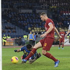 """Roma: Dzeko: """"Riprendere il campionato, ma solo in sicurezza"""""""