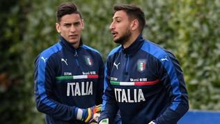 Gigio,Meret e Musso: una poltrona per tre nel nuovo Milan