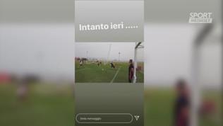 Cina, che rovesciata per Paolo Cannavaro