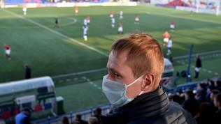 """L'Oms alla Bielorussia: """"Sospendete il campionato"""""""
