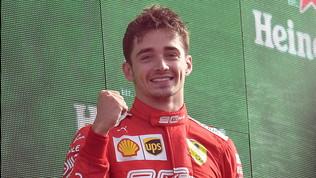 """Leclerc: """"Vincere a Monza il giorno più bello della mia vita"""""""