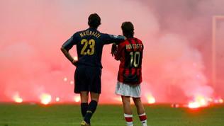 Petardi sul derby: Inter-Milan e la sfida di Championsche sconvolse l'Europa