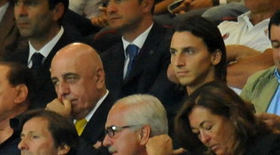 """Galliani: """"Volevo Ibra al Monza, ora è impensabile. E Kakà..."""""""