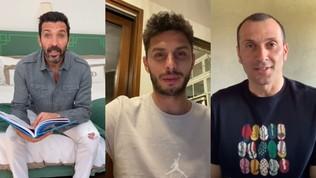 Casa Buonanotte: gli sportivi leggono le favole per beneficenza